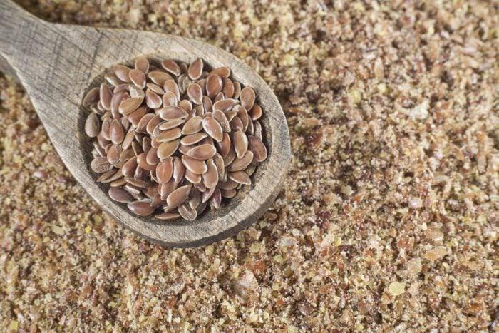 Flax seed and powder - Linum usitatissimum