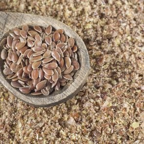 Flax seed and powder - Linum usitatissimum