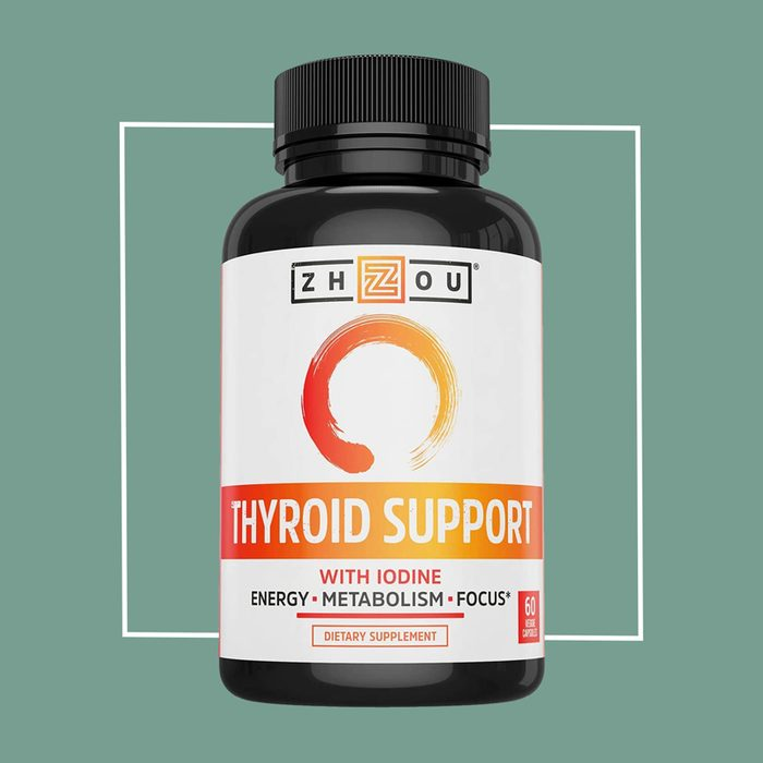 iodine weight loss supplements