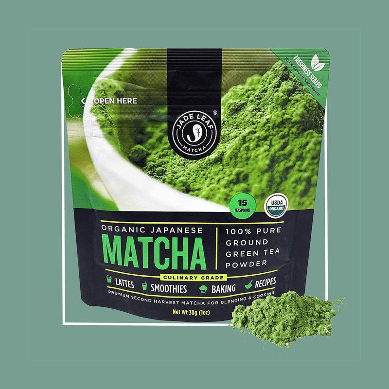 matcha tea supplement
