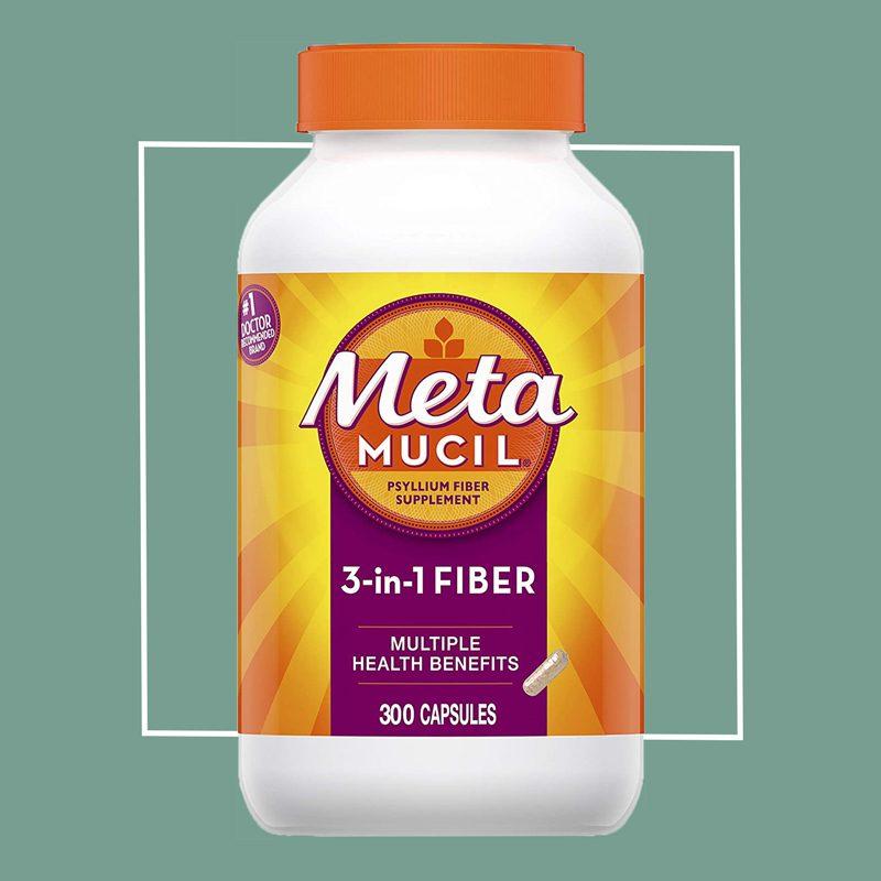 meta mucil fiber supplement for weight loss