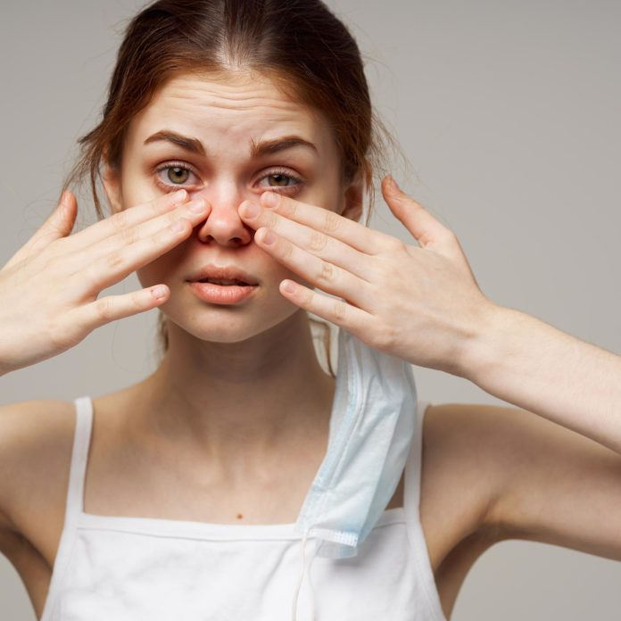 8 Things Your Eye Boogers Can Reveal About Your Health