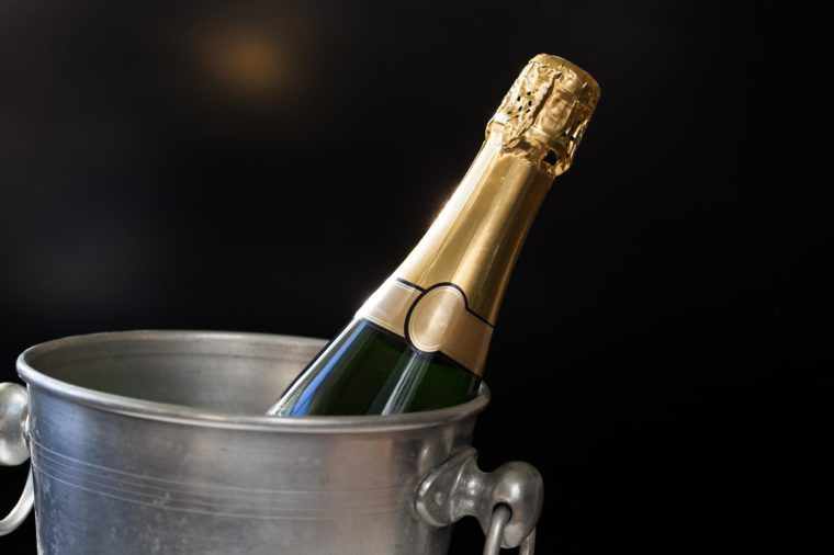 champagne ice bucket