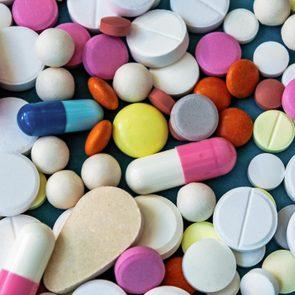 pills supplements various different
