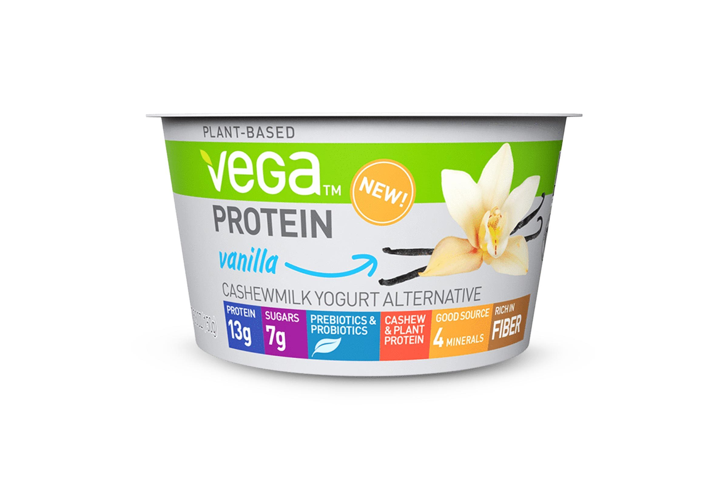 VEGA PROTEIN CASHEWMILK YOGURT ALTERNATIVE