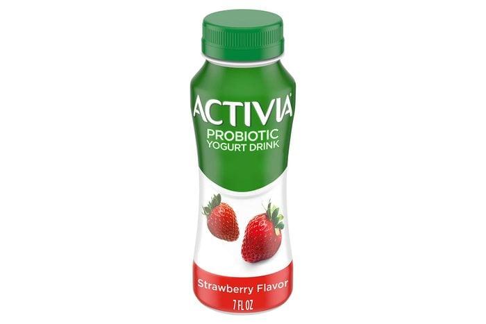 activia probiotic yogurt drink