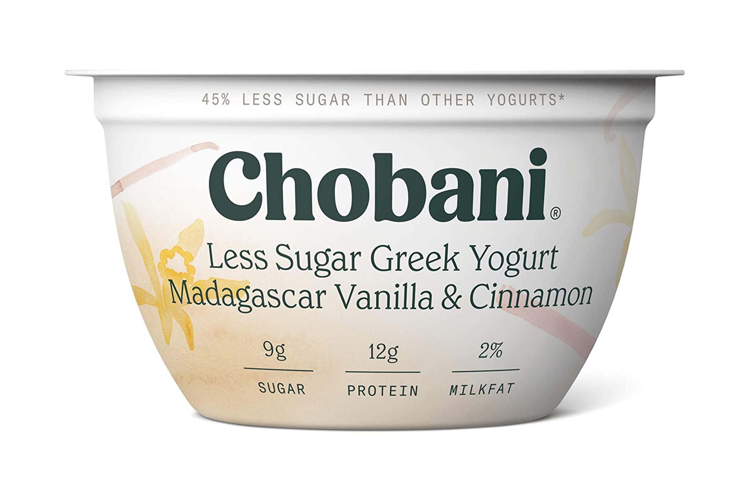 chobani less sugar greek yogurt