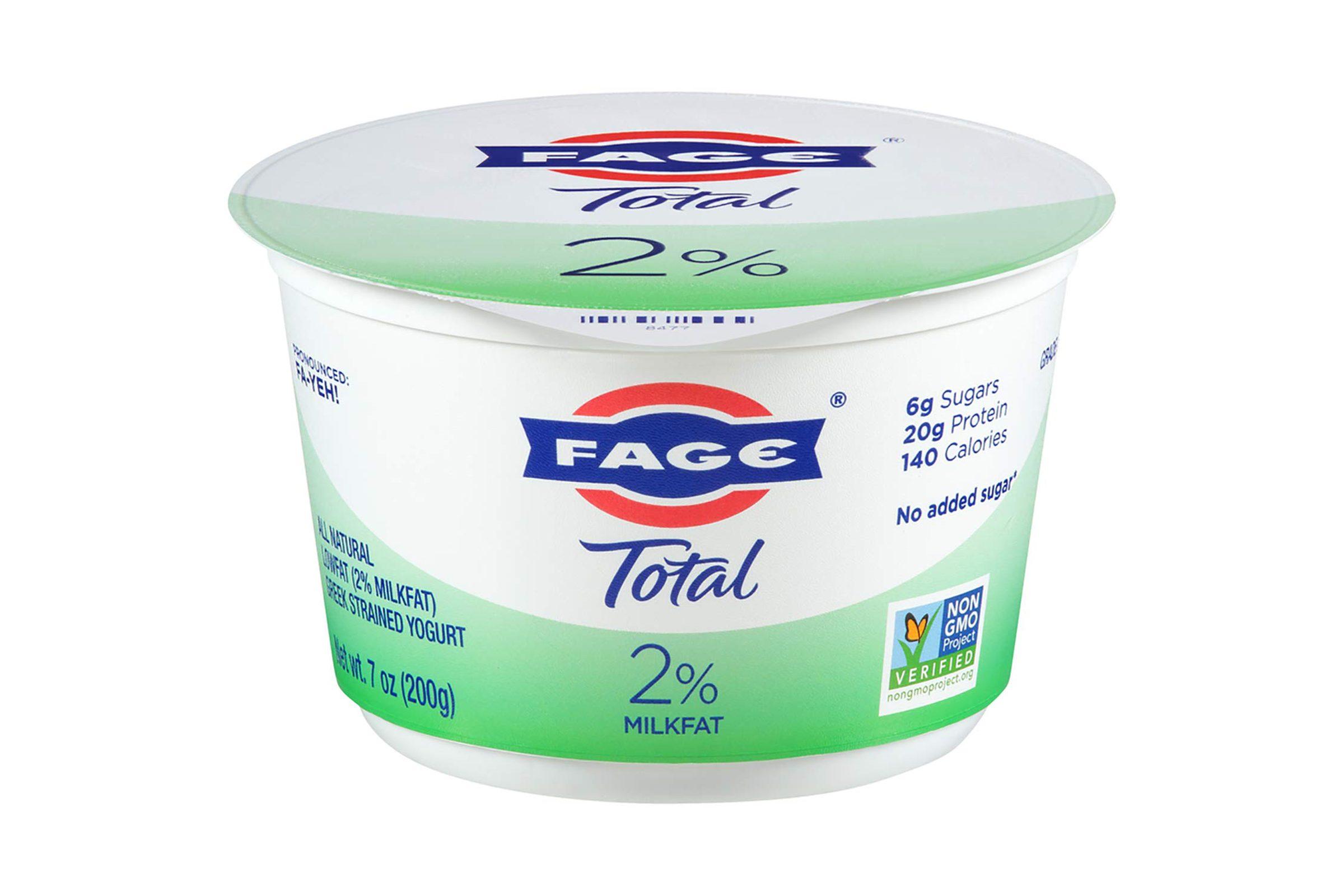 fage total greek yogurt