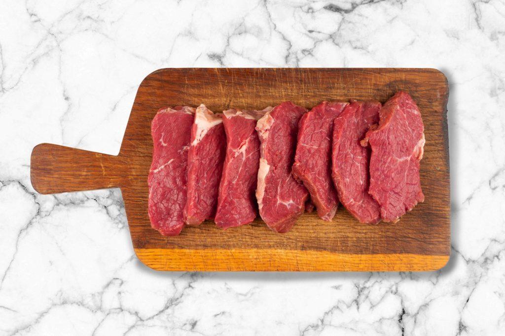 lean cuts of meat