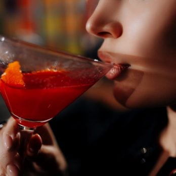 This Is Why Your Face Turns Red When You Drink Alcohol