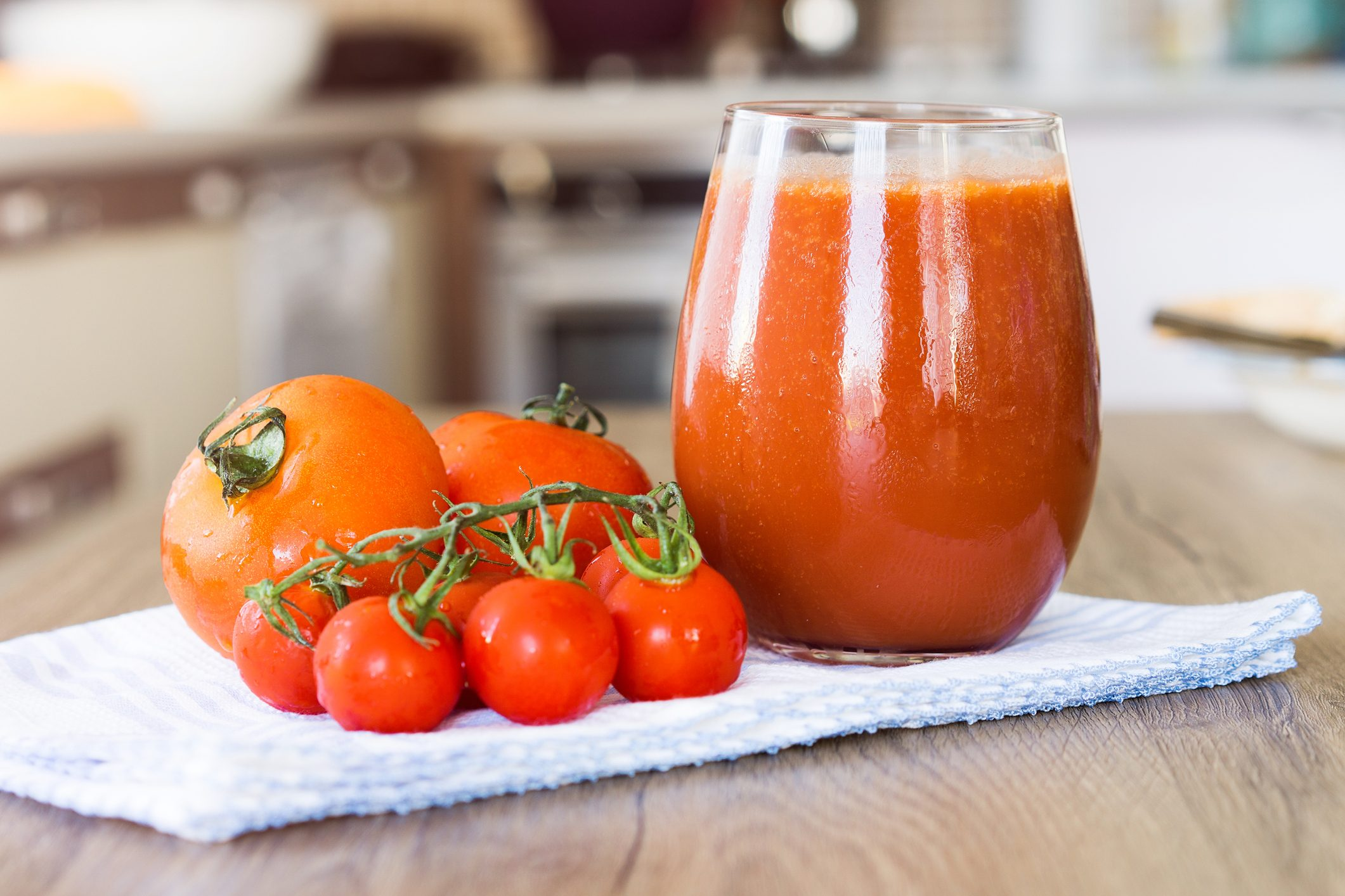 tomato vegetable juice