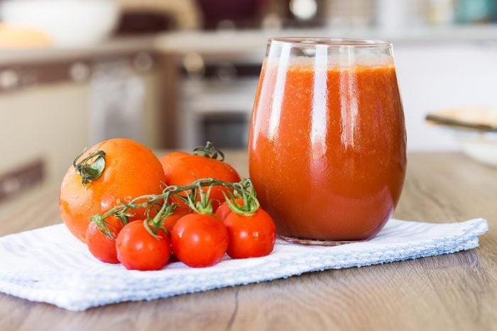 tomato vegetable juice