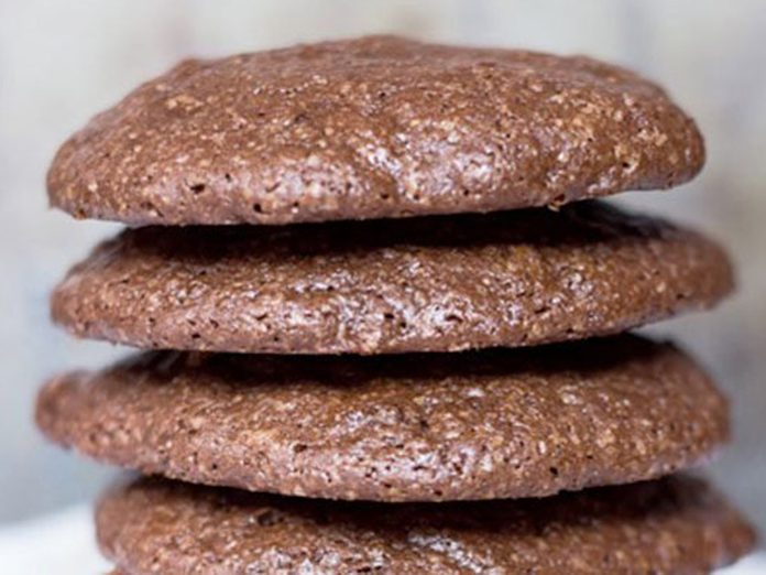Dark Chocolate Quinoa Cookies
