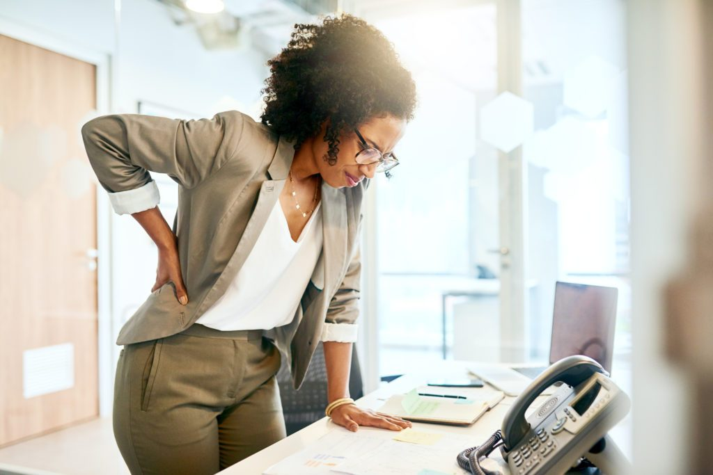 What Causes Lower Back Pain in Women?