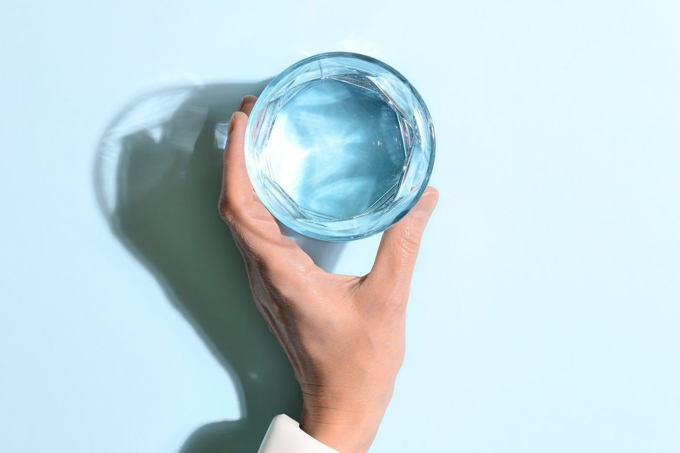 signs you are drinking too much water