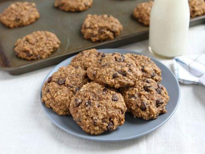 Quinoa Cookie