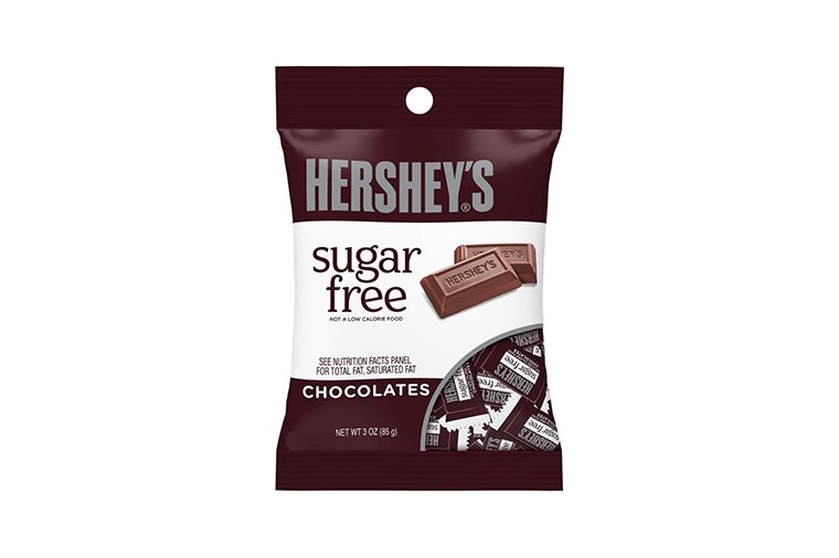 hersheys-sugar-free chocolates