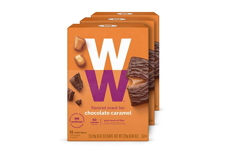 weight watchers chocolate caramel