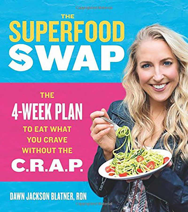 the superfood swap cookbook