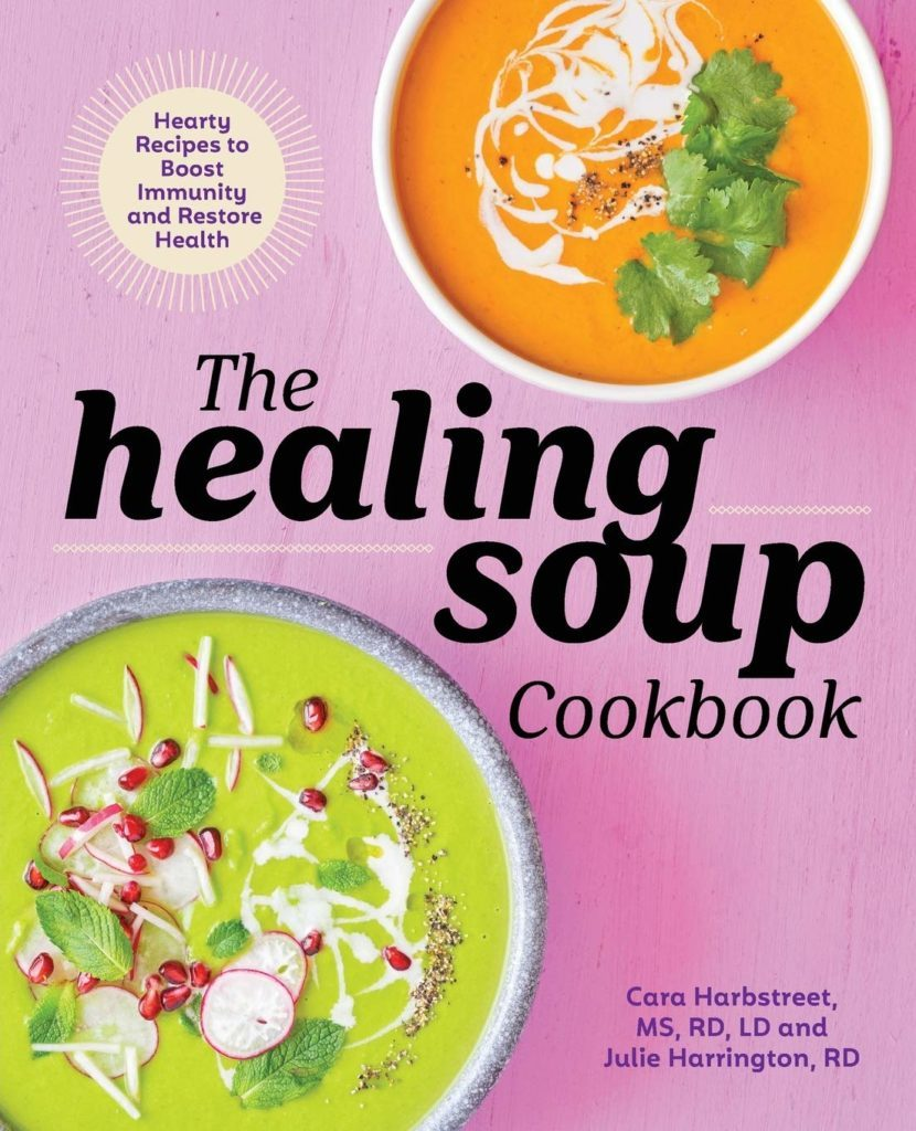 the healing soup cookbook