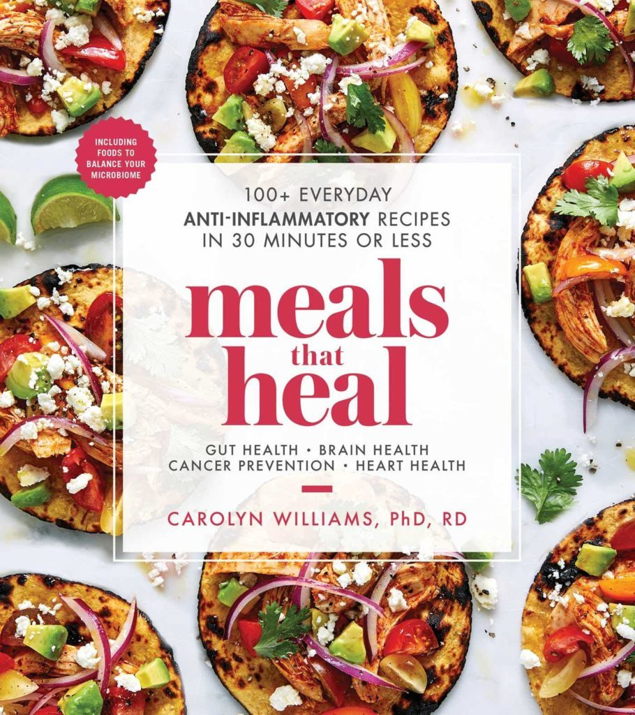 meals that heal cookbook