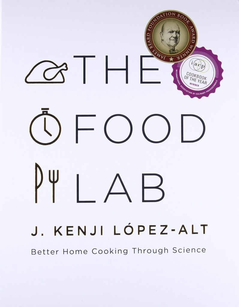 the food lab cookbook