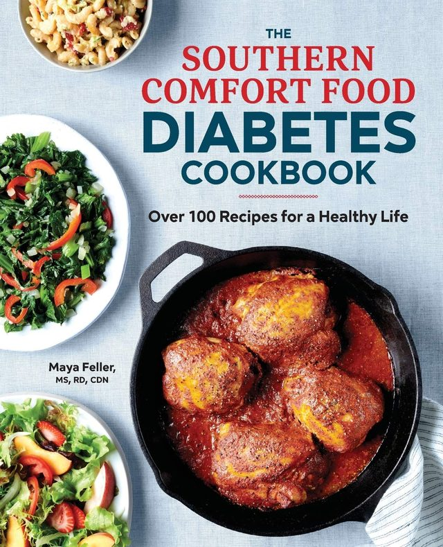 the southern comfort food diabetes cookbook