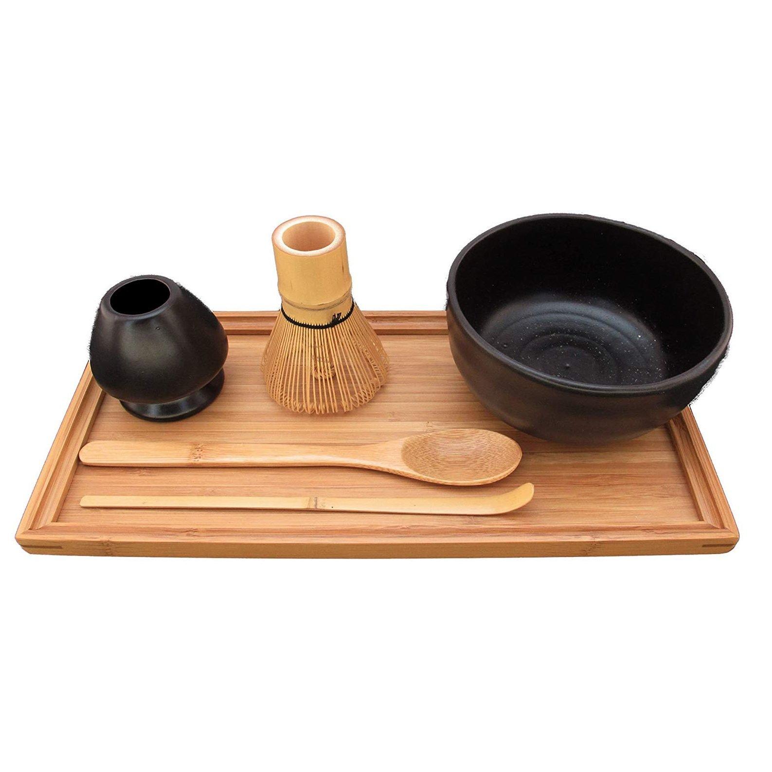 matcha bowl set