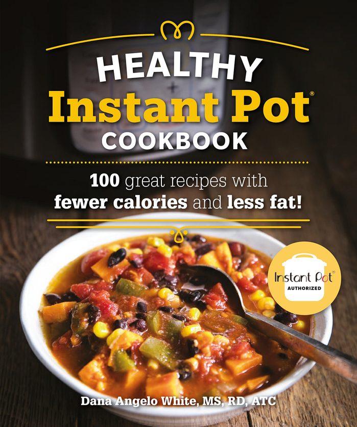 the healthy instant pot cookbook