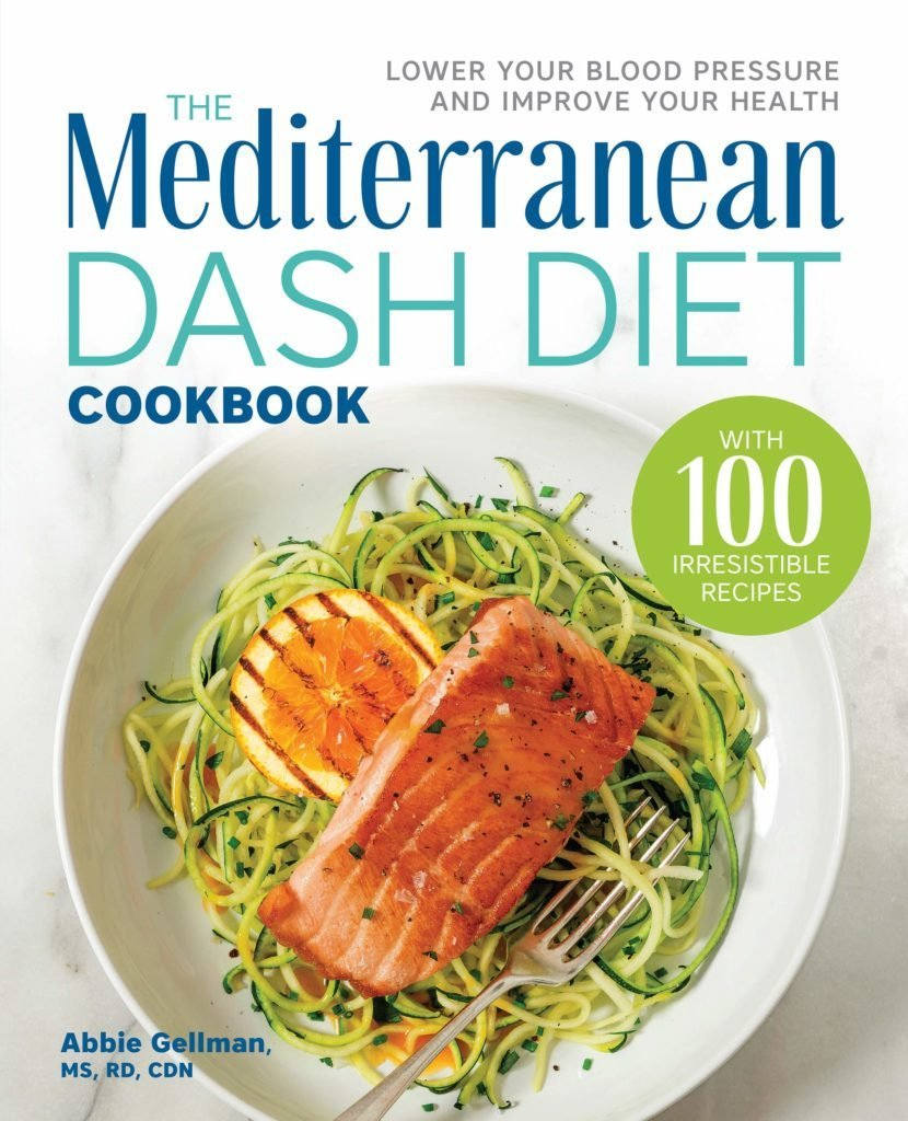 the mediterranean dash diet cookbook