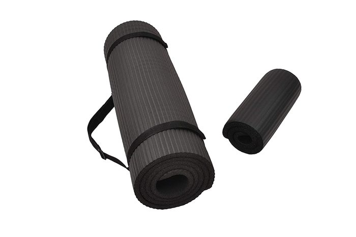 BalanceFrom GoYoga-All-Purpose-Inch Extra Thick High Density- knee-pad