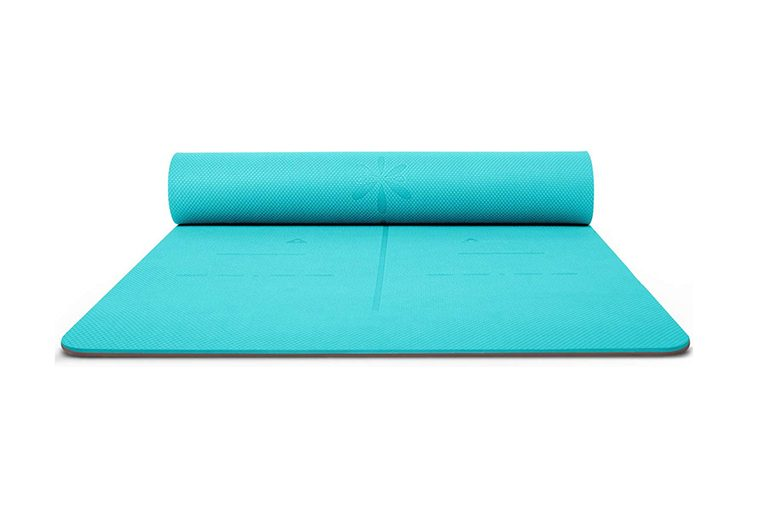 ZAU 15MM Thick Durable Yoga Mat Non-Slip Exercise Fitness Pad Mat Lose Weight Home Gym Crossfit Out Physical Therapy