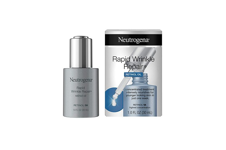 Neutrogena Rapid Wrinkle Repair Face Oil Retinol Serum