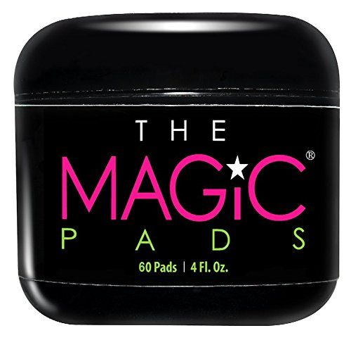 The Magic Pads - 2percent Glycolic Acid Pads with USDA Certified Organic Extracts
