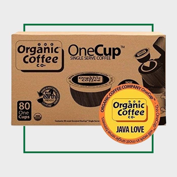 The Organic Coffee Co. Java Love Box