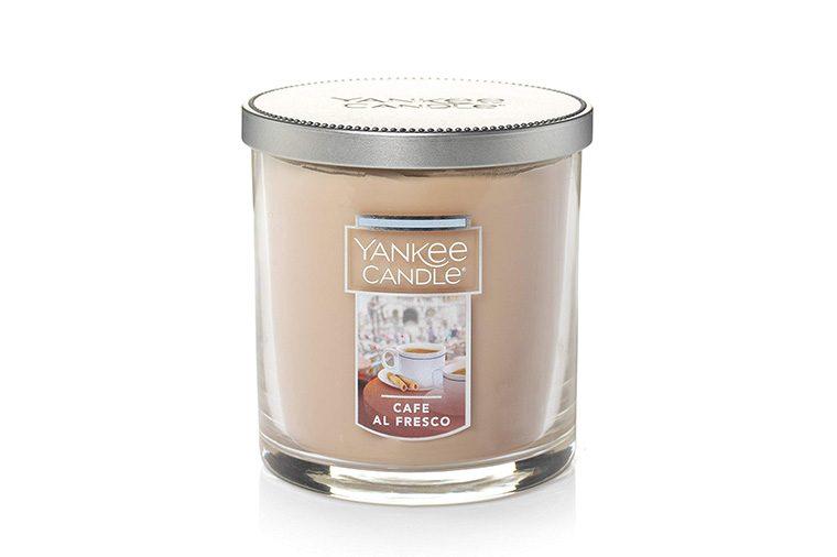 Yankee-Candle-Small Tumbler-Candle-Cafe-Al Fresco
