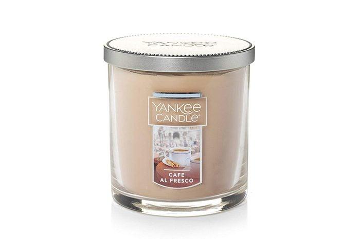 Yankee Candle Small Tumbler Candle Café Al Fresco