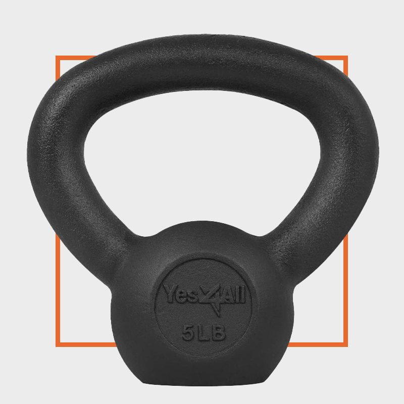 yes4all kettlebell