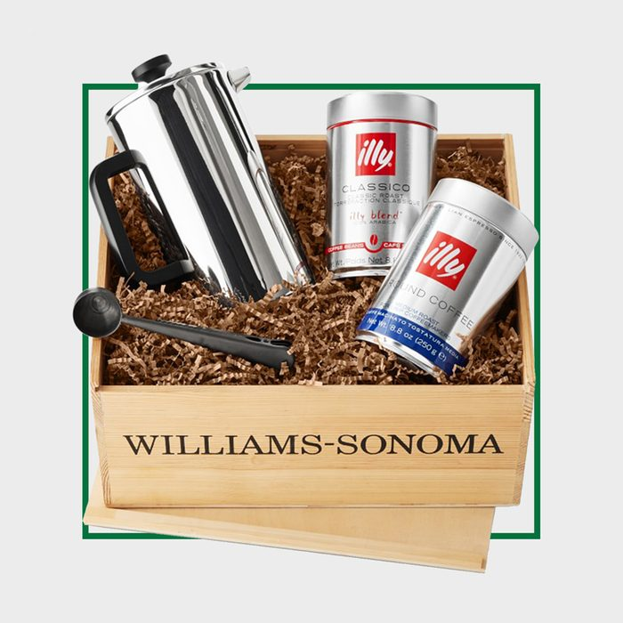 Coffee Gift Crate from Williams Sonoma