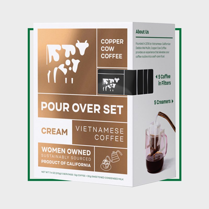 Copper Cow Vietnamese Coffee