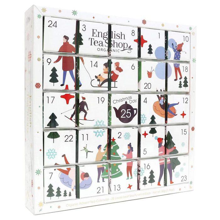 english tea shop advent calendar