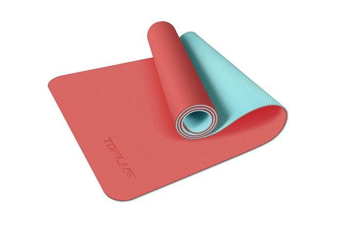 tOPLUS Yoga Mat - Upgraded Yoga Mat Eco Friendly Non