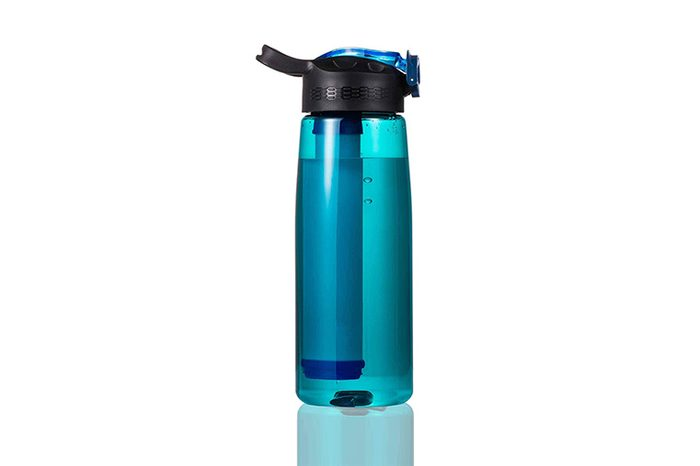 DoBrass Water Filter Bottle
