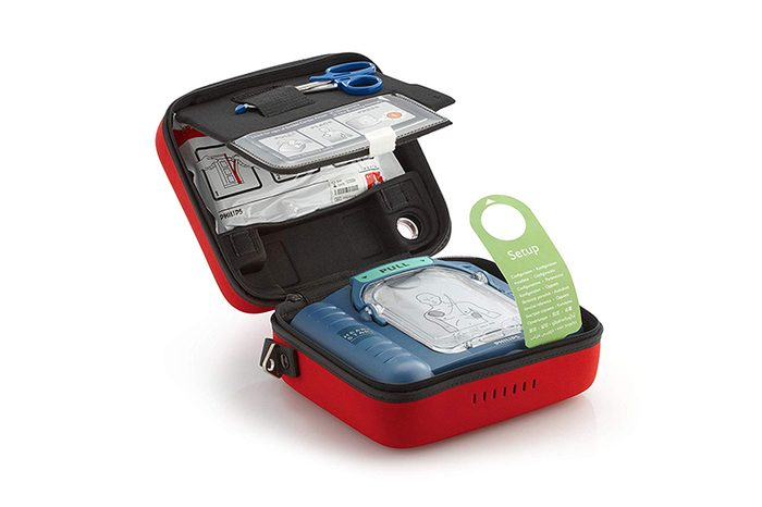 Philips HeartStart OnSite AED Defibrillator
