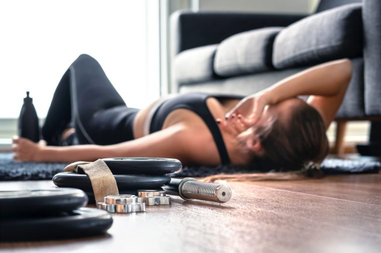 excessive exercise eating disorders