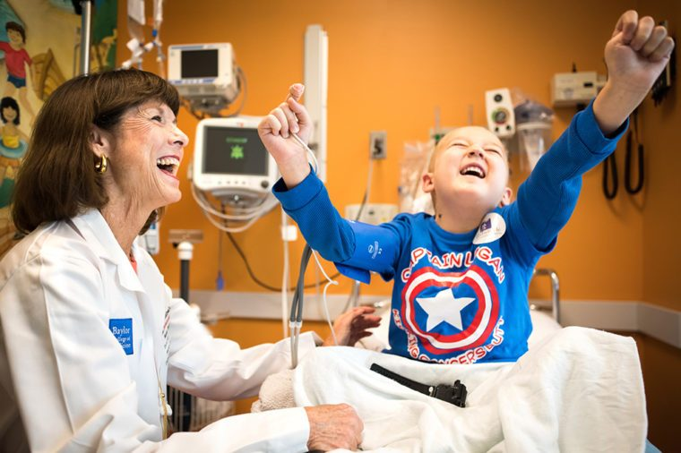 texas chidlren's hospital pediatric cancer