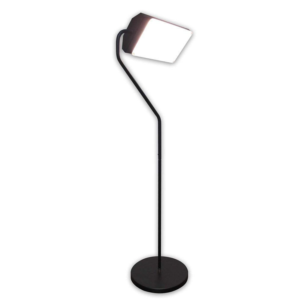 flamingo light therapy floor lamp