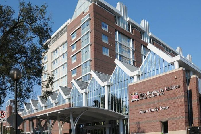 riley children's hospital