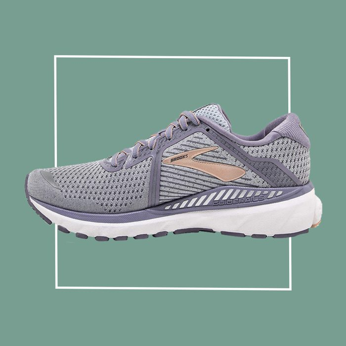 brooks walking sneaker