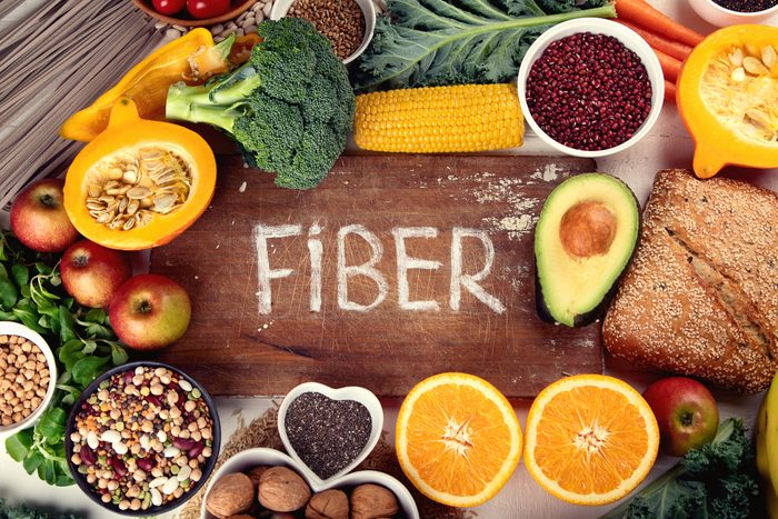 foods high in fiber and type 2 diabetes